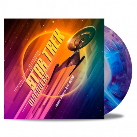 Star Trek Discovery (Original Series Soundtrack) - 'Intergalactic Starburst' Vinyl - Jeff Russo