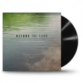 Before The Flood 'Black Vinyl' - Trent Reznor, Atticus Ross, Gustavo Santaolalla, Mogwai