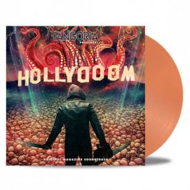 Fangoria Presents Hollydoom 'Translucent Orange' Vinyl - Various Artists